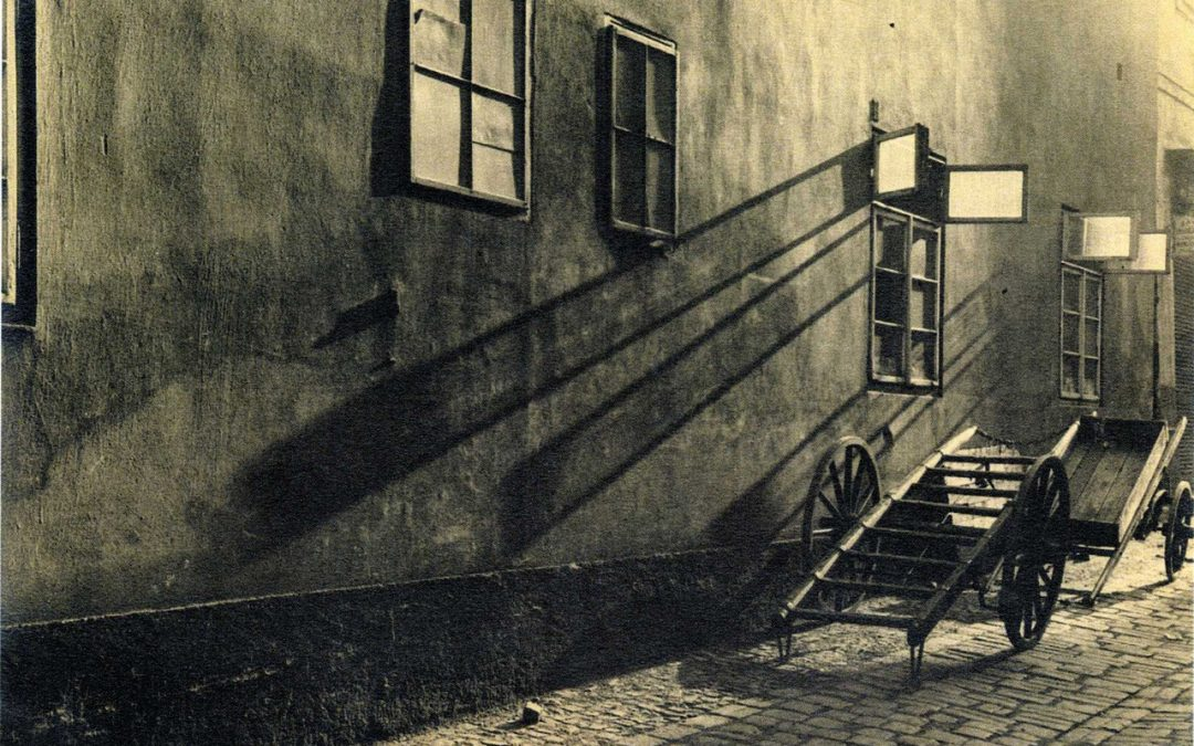 {video} Josef Sudek, Czech photographer, 1896-1976, Pictorialist, Neo-Romantic