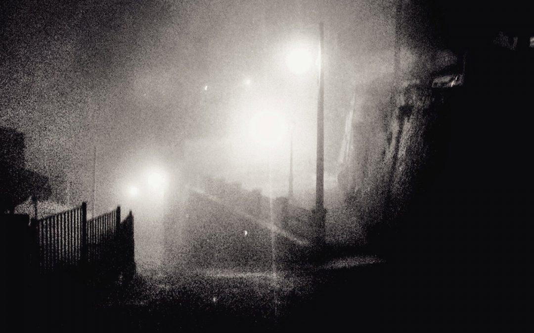 Enrique Estrada ~ Night Mist in La Rioja