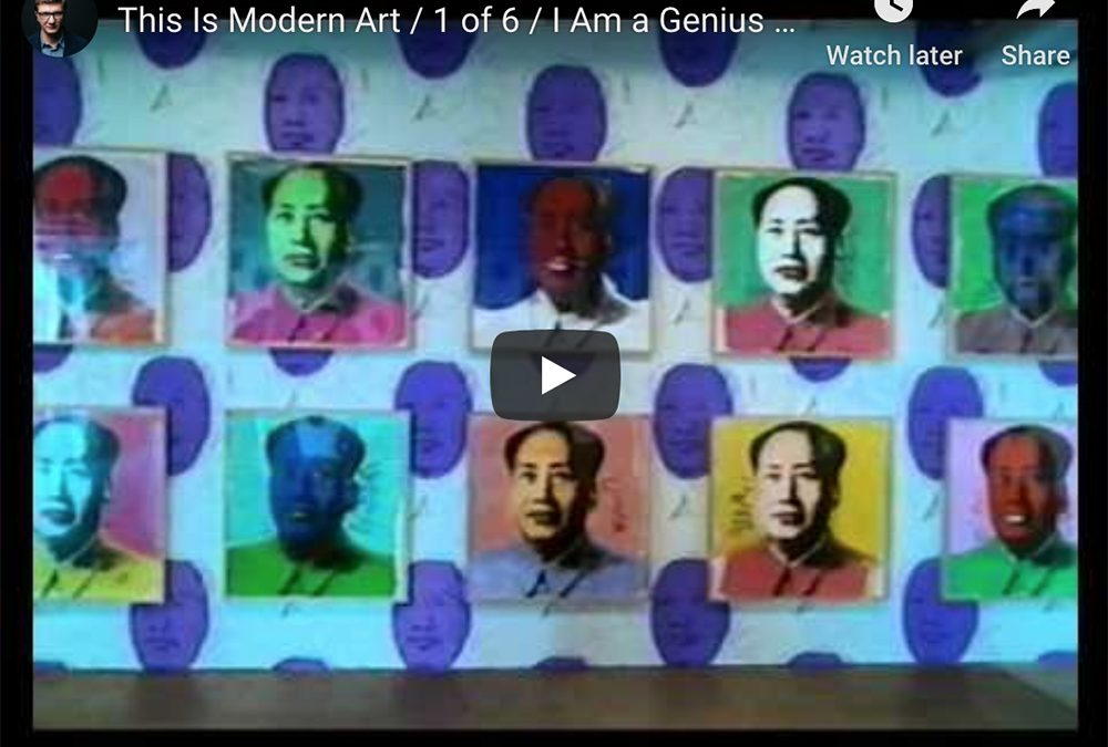 {video} This Is Modern Art, Ep. 1