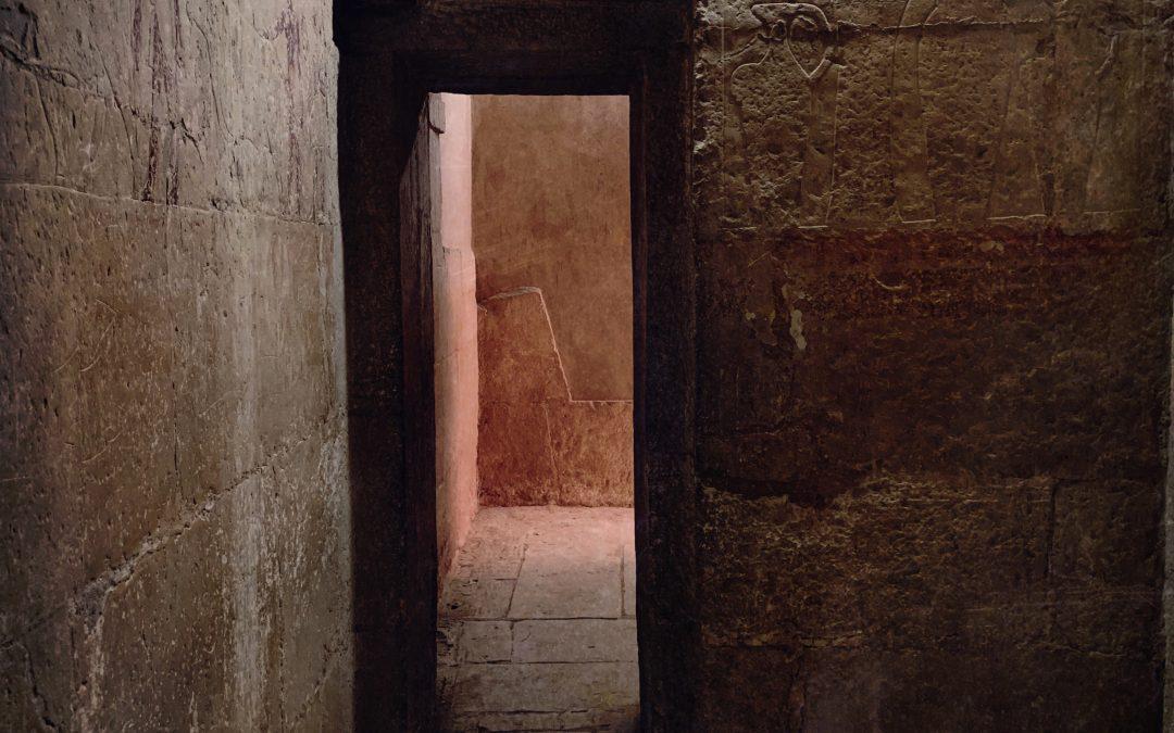 Damian De Souza ~ The Pyramid of Djoser at Saqqara.