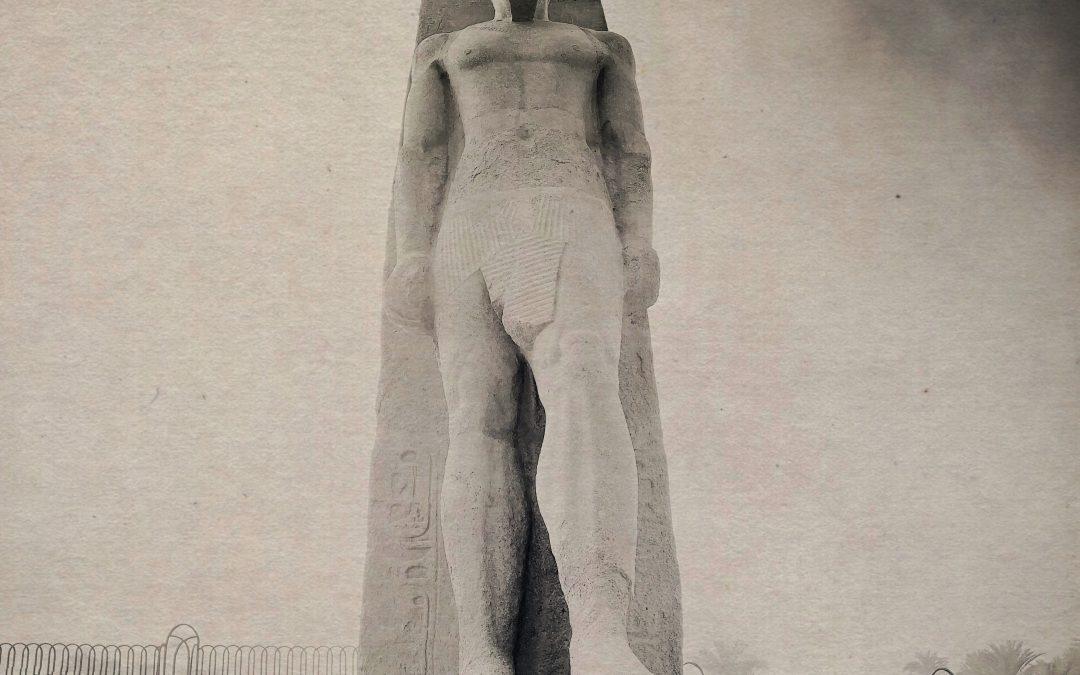 Damian De Souza ~ Memphis. Egypt.