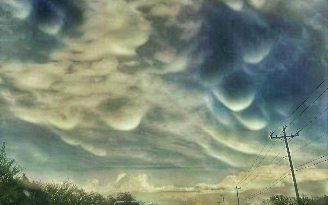 T. Wendell Peek ~ Presumptuous Skies