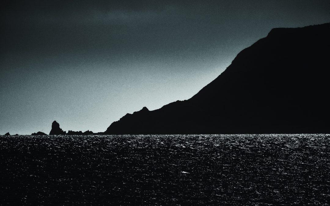 Leon Williams ~ South end of Kapiti Island