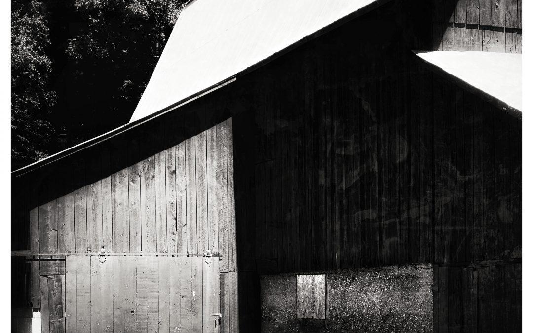 Adam Mead ~ Barn, Still Life.