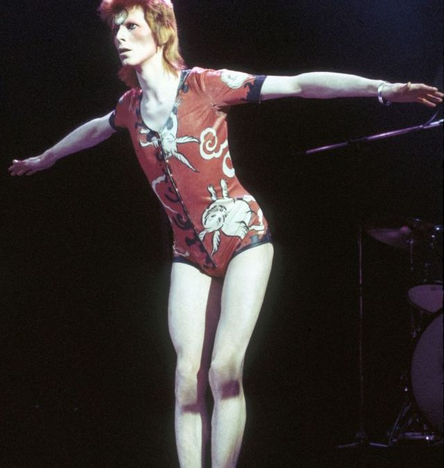 R.I.P. Kansai Yamamoto ~ The Man Who Helped David Bowie Design Ziggy Stardust