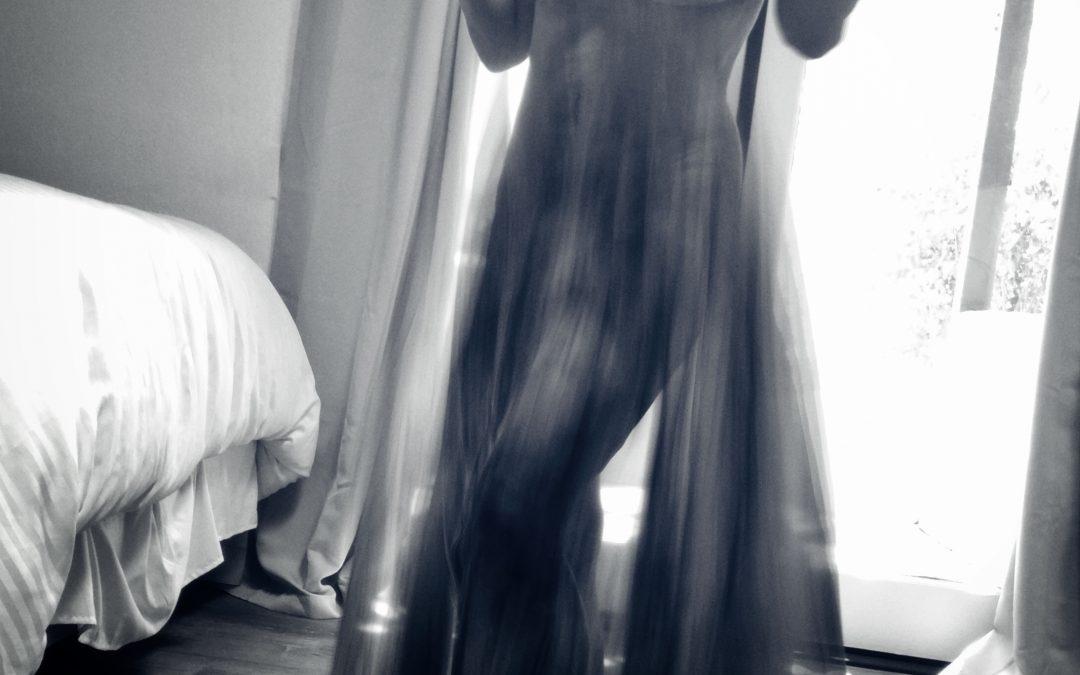 Jody Frost ~ Nude In A Motel Room