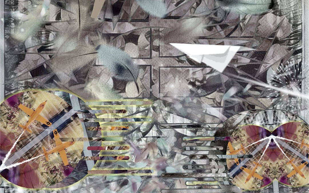 Jan Uiterwijk ~ Image making in times of uproar