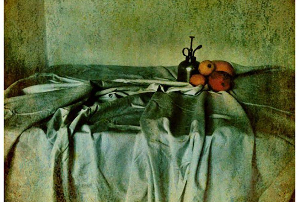 {en vedette}  Study After Cezanne No. 4 ~ Sean Hayes