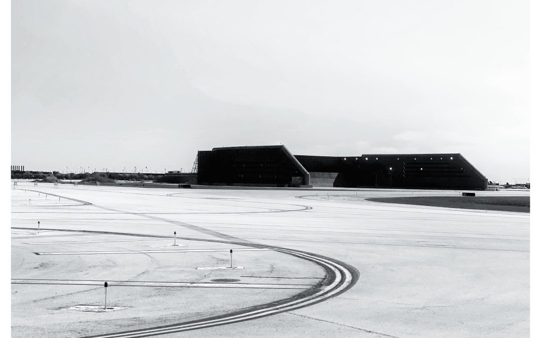 {sunday} Adam Mead ~ Endlessness—O'Hare International Airport