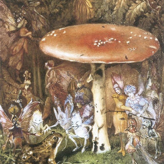 Fungi, Folklore, and Fairyland by Mike Jay