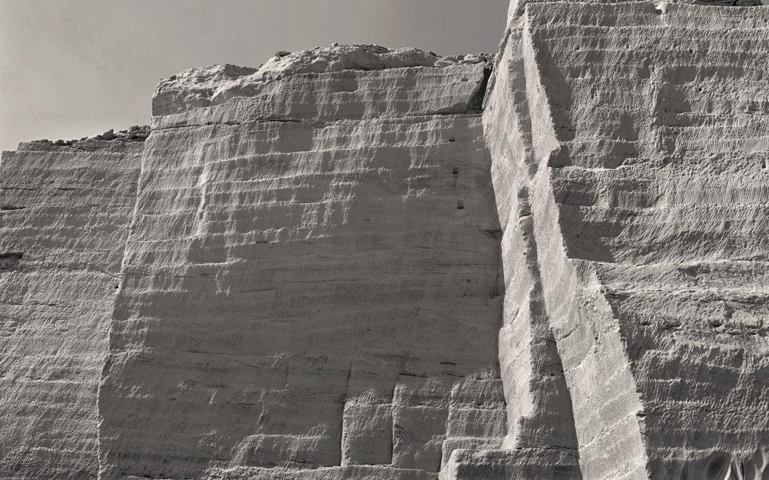 Damian De Souza ~ Ancient Egyptian Sandstone Quarry