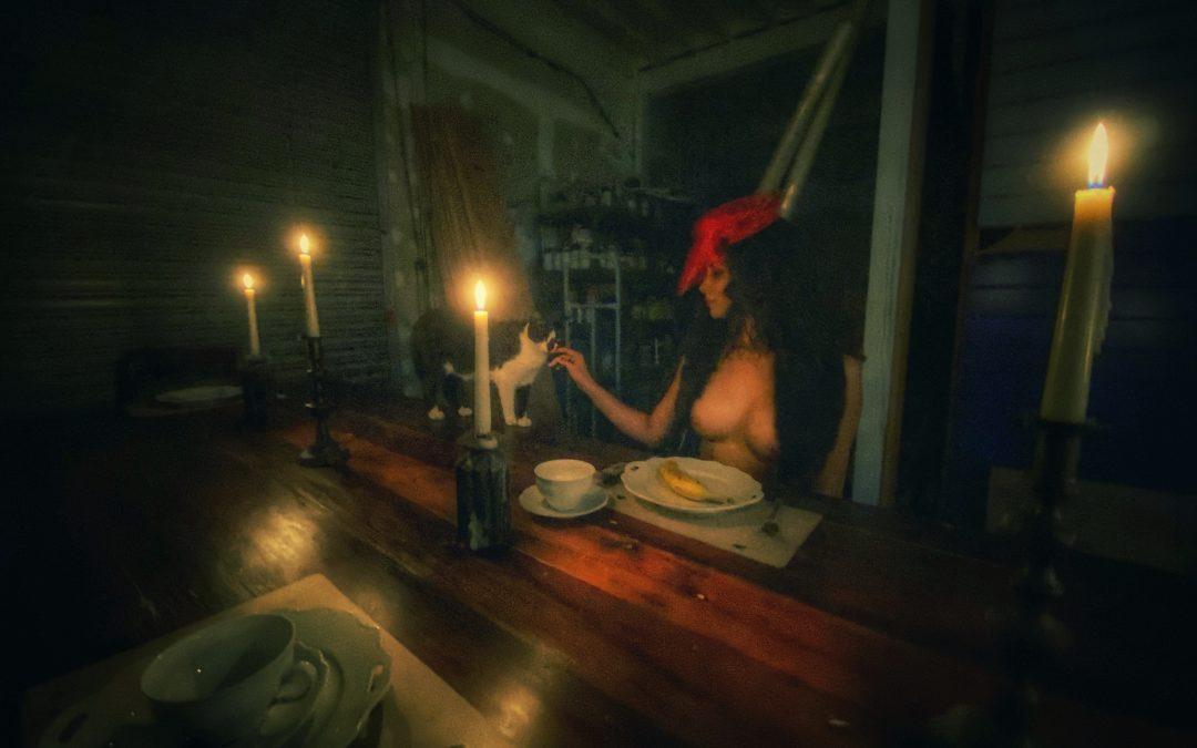 Knox Bronson ~ Marisol's Dinner Companion