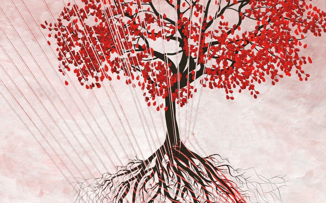 Irene Oleksiuk ~ Magic tree energy