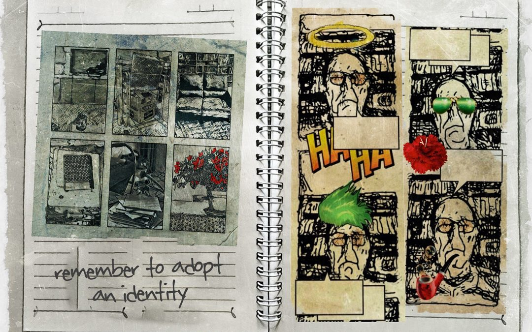 Jan Uiterwijk ~ Grandpa's notebook