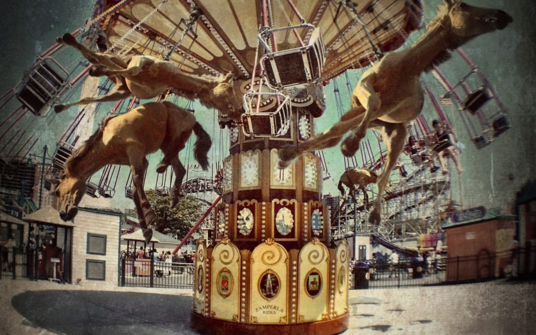 {en vedette} Luba Luft ~ Horses Just Wanna Have Fun