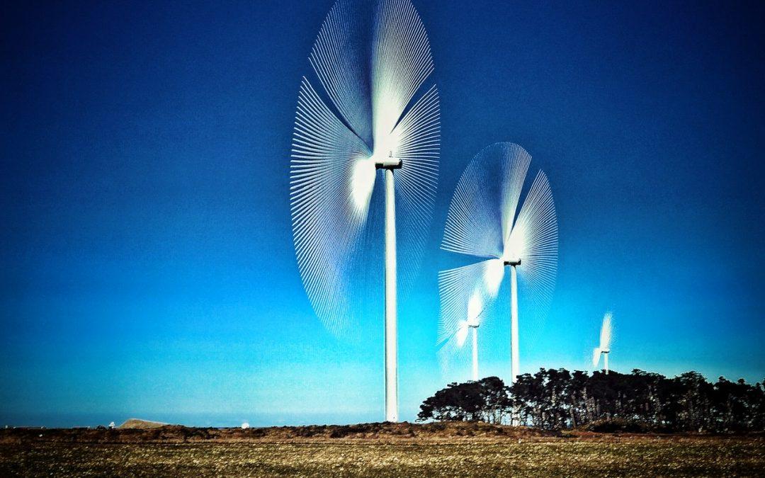 Leon Williams ~ Waipipi Wind Farm, South Taranaki, New Zealand