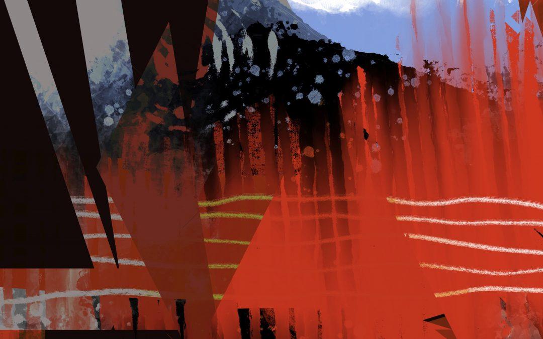 J.R. Metcalf ~ Badlands – Shattered.