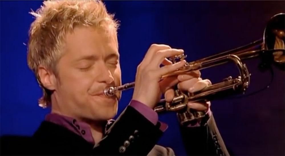 {video} Chris Botti ~ My Funny Valentine (live)
