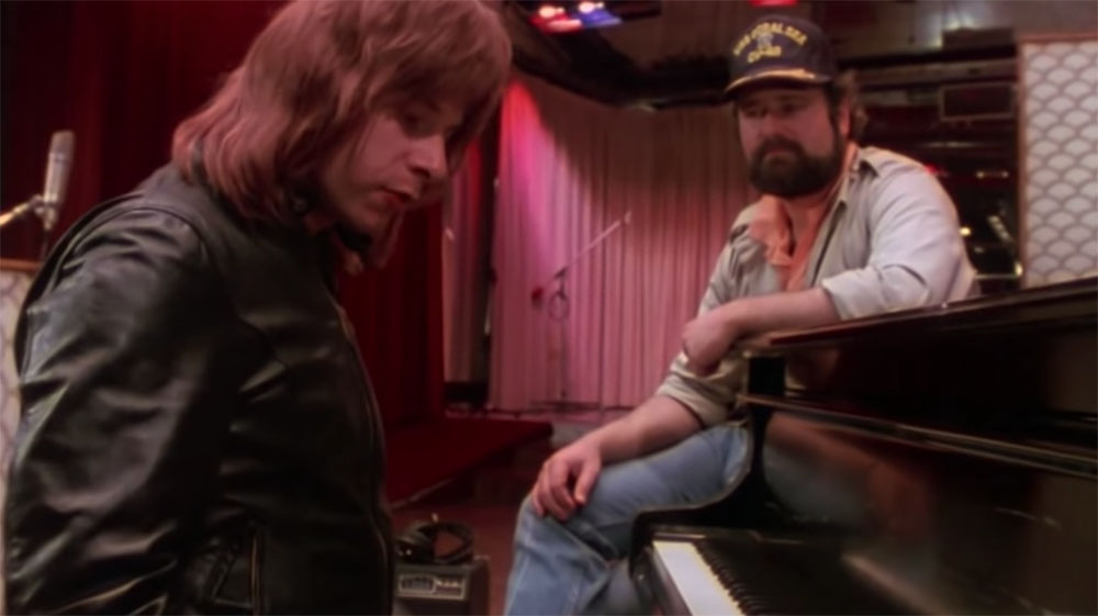 {video} Nigel Tufnell talks about the key of D minor in Spinal Tap