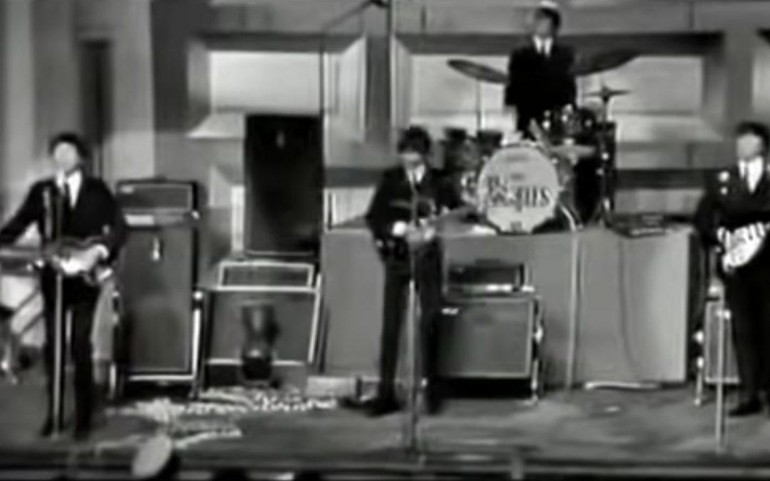{video} The Beatles In Concert, Australia, 1964