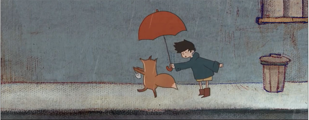 {video} The Song For Rain