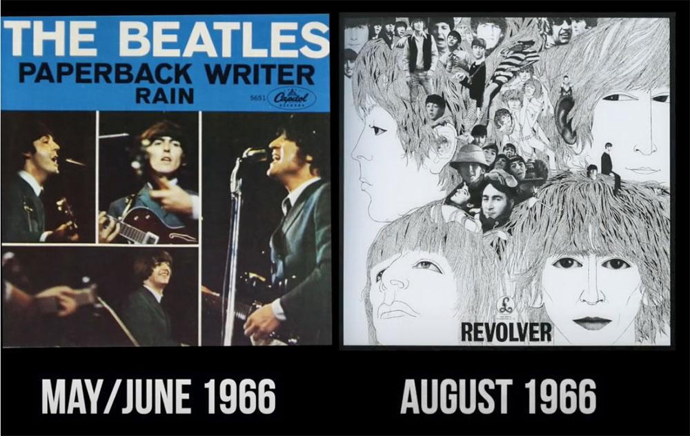 {video} The Beatles: The Secrets of Rain