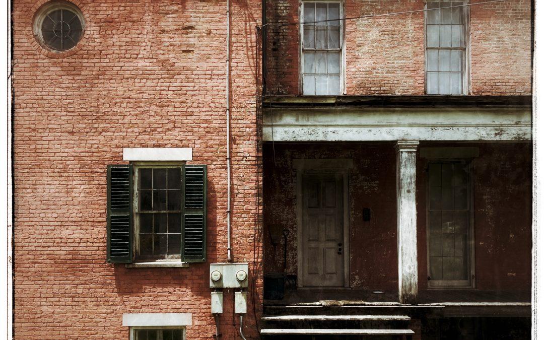 Adam Mead ~ Americana. Lost in Hudson, New York